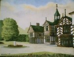 wythenshaw built by Robert Tatton (1650)