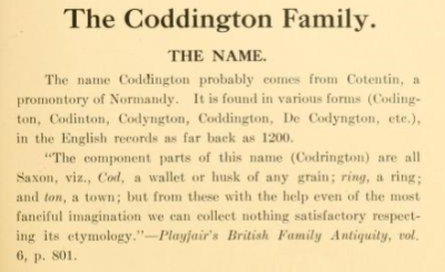 coddington
